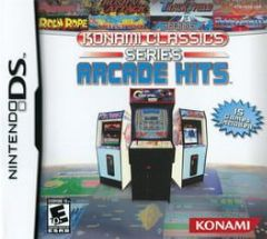 Cover Konami Classics Series Arcade Hits