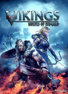 Cover Vikings: Wolves of Midgard