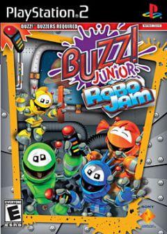 Cover Buzz! Junior: RoboJam