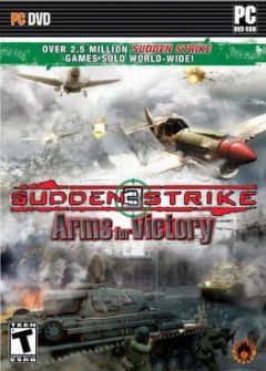 Cover Sudden Strike 3: Arms for Victory