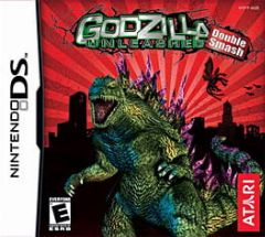 Cover Godzilla Unleashed: Double Smash