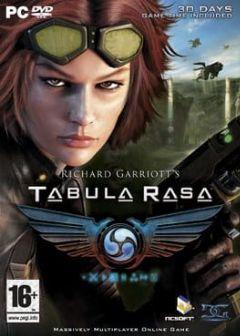Cover Tabula Rasa