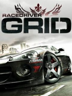 Cover Race Driver: GRID