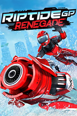 Cover Riptide GP: Renegade