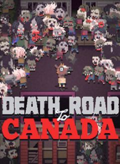 Cover Death Road to Canada
