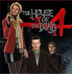 Cover The House of the Dead 4