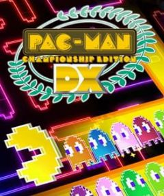 Cover Pac-Man: Championship Edition DX