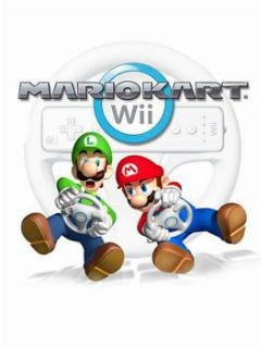 Cover Mario Kart Wii