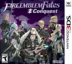 Cover Fire Emblem Fates: Conquest