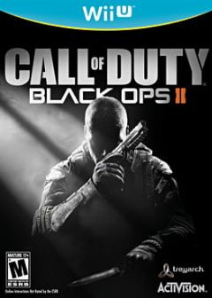 Cover Call of Duty: Black Ops II Wii U
