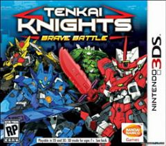 Cover Tenkai Knights: Brave Battle