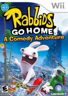 Cover Rabbids Go Home