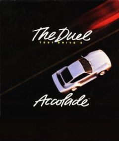 Cover The Duel: Test Drive II