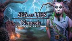 Cover Sea Of Lies: Nemesis Collector's Edition