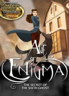 Cover Age of Enigma: The Secret of the Sixth Ghost