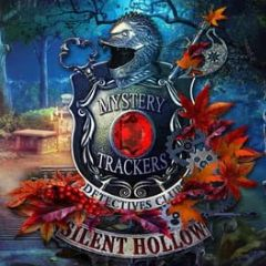 Cover Mystery Trackers: Silent Hollow