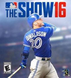 Cover MLB The Show 16