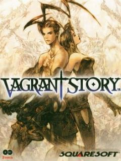Cover Vagrant Story