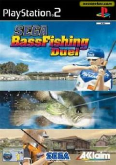 Cover Sega Bass Fishing Duel