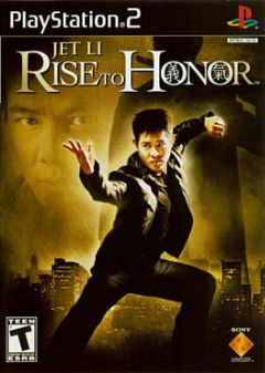 Cover Jet Li: Rise to Honor