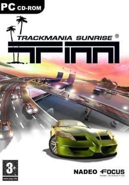 Cover TrackMania Sunrise