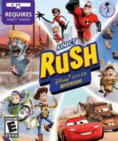 Cover Kinect Rush