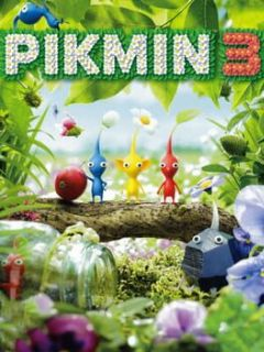 Cover Pikmin 3