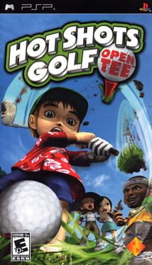 Cover Everybody's Golf Portable