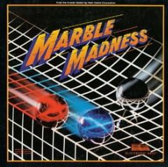 Cover Marble Madness