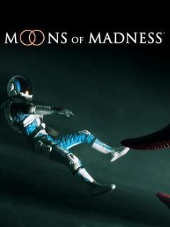 Cover Moons of Madness