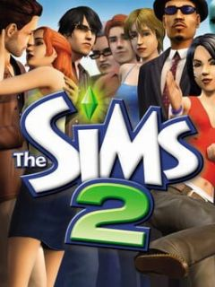 Cover The Sims 2