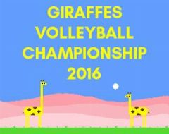 Cover Giraffes Volleyball Championship 2016
