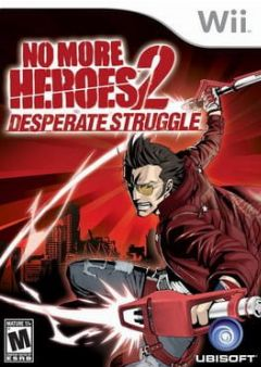 Cover No More Heroes 2: Desperate Struggle