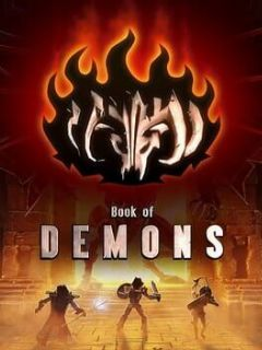 Cover Book of Demons