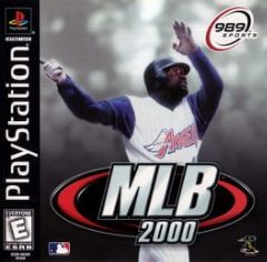Cover MLB 2000