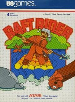 Cover Raft Rider