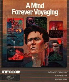 Cover A Mind Forever Voyaging