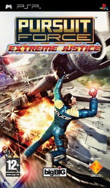 Cover Pursuit Force: Extreme Justice