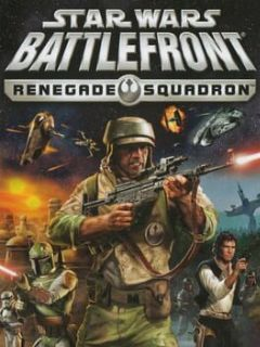Cover Star Wars: Battlefront – Renegade Squadron