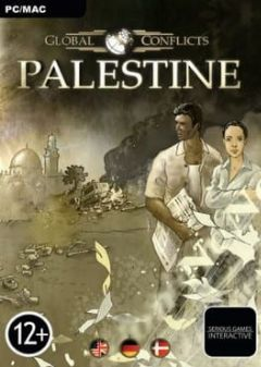Cover Global Conflicts: Palestine