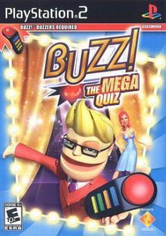 Cover Buzz! The Mega Quiz