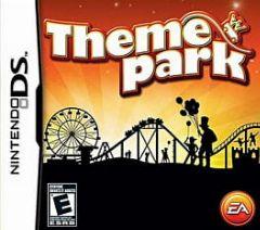 Cover Theme Park DS