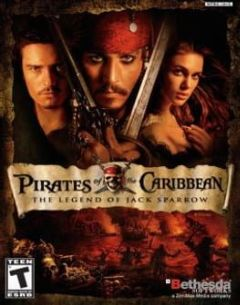 Cover Pirates of the Caribbean: The Legend of Jack Sparrow