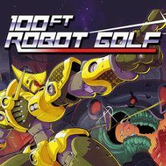 Cover 100ft Robot Golf