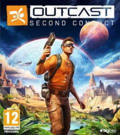 Cover Outcast: Second Contact