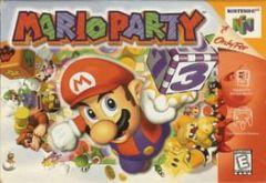 Cover Mario Party