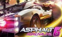 Cover Asphalt 6: Adrenaline