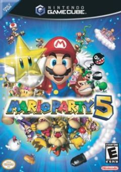 Cover Mario Party 5