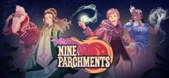 Cover Nine Parchments