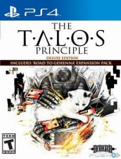 Cover The Talos Principle: Deluxe Edition